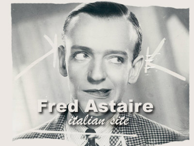 Fred Astaire Italian Site